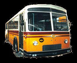 FBW 1 Schweizer Postbus