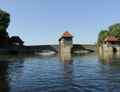 Themenfahrt Wasserstadt Leipzig