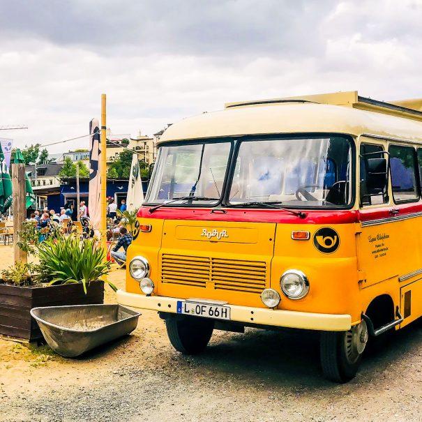 Oldie Fahrten Leipzig BBQ-Tour-Oldtimer mit Bus